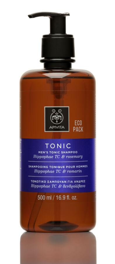 APIVITA Sampon ECO hajhullás ellen férfiaknak - MEN'S TONIC 500ml